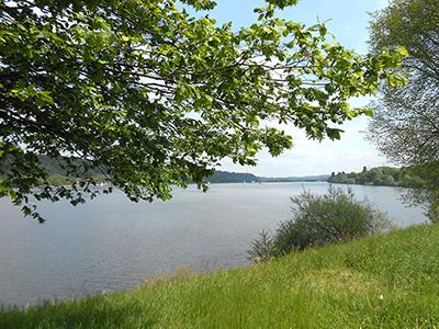 Ausflug von Hattingen aus zum Kemnader See