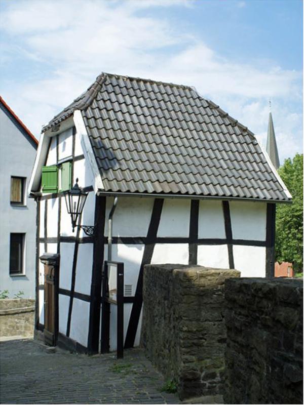 Ferienwohnungen Sidun - Hattingen / altes Zollhaus an der Stadtmauer