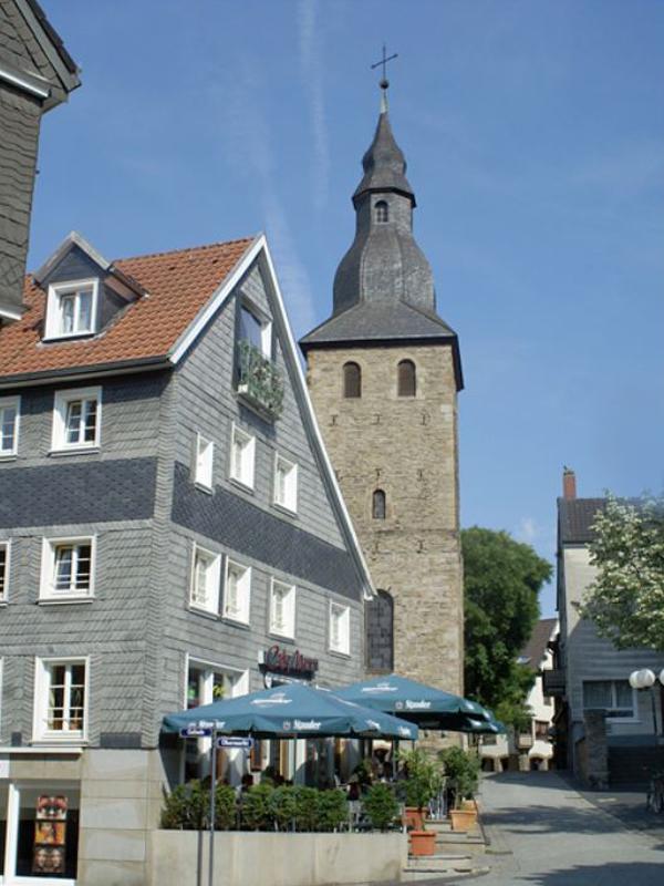 Ferienwohnungen Sidun - Hattingen / Die alte Johannis Kirche