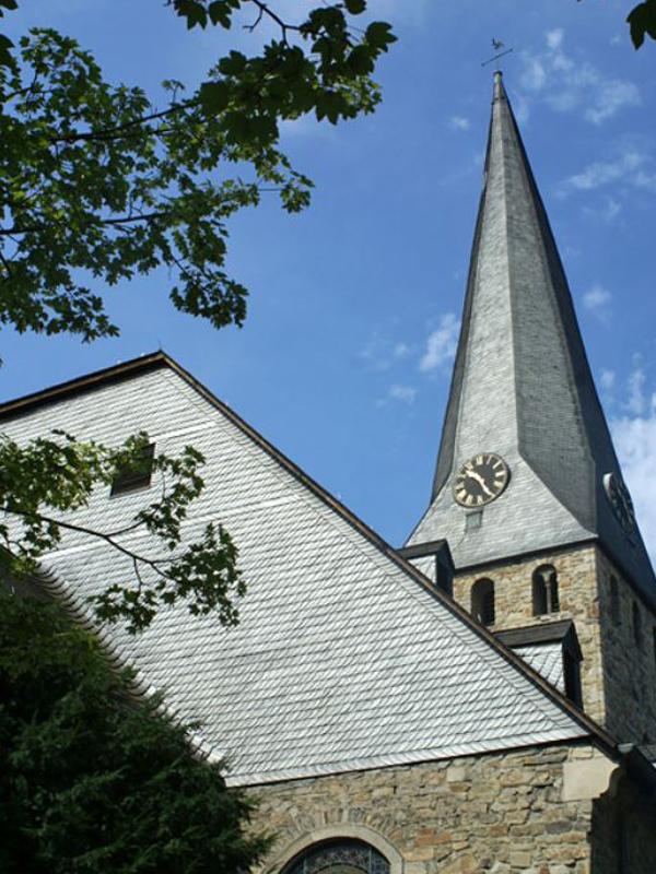 Ferienwohnungen Sidun - Hattingen / Turm der Georgskirche